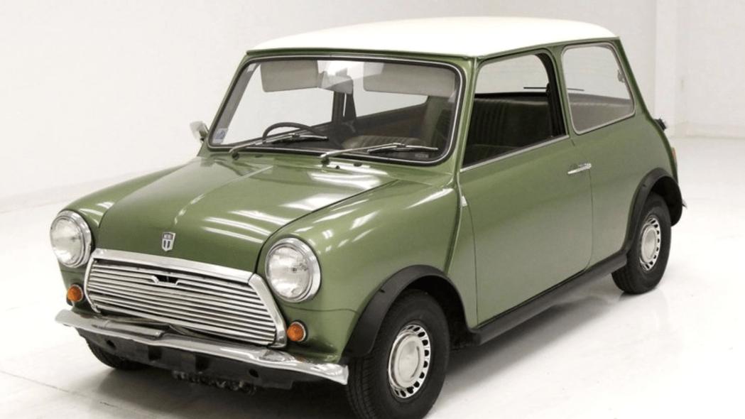 1973 Morris Mini
