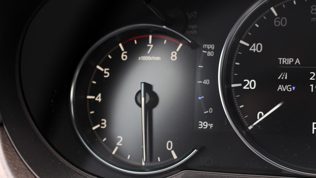 2020 Mazda6 Signature