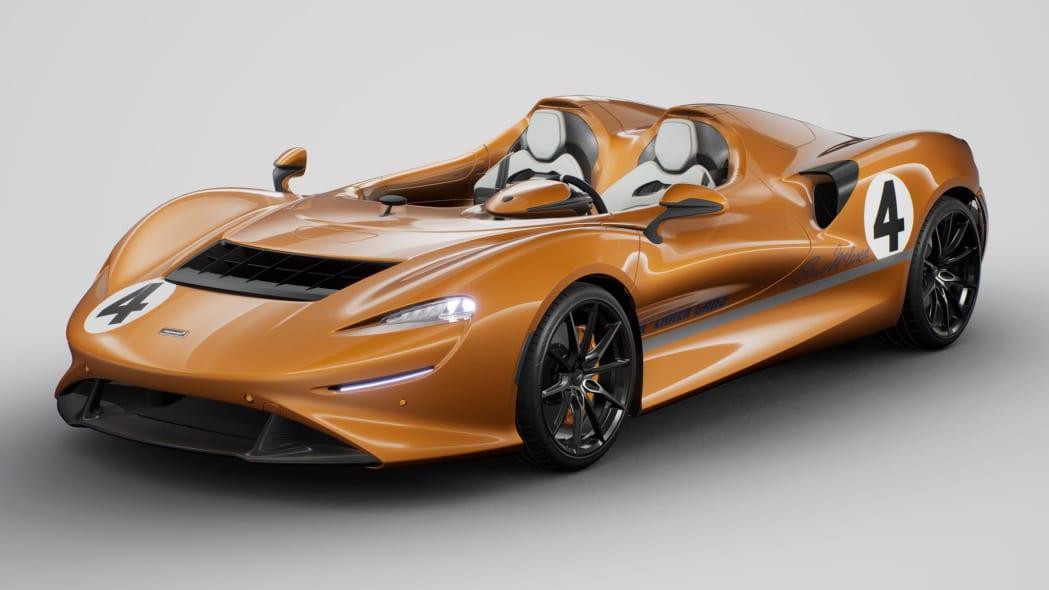 McLaren Elva M6A Theme