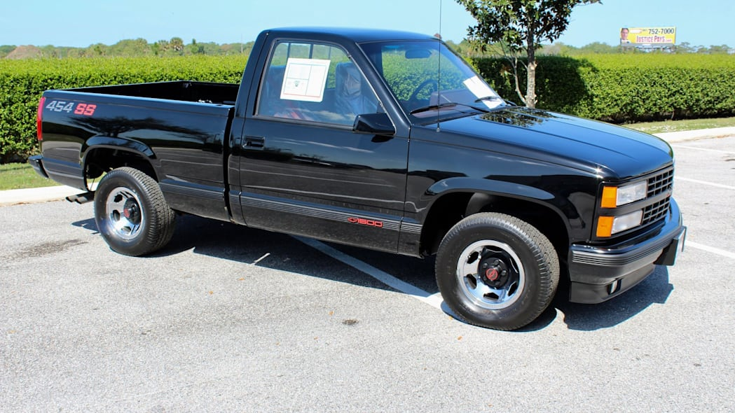 1990 Chevrolet C/K 454 SS