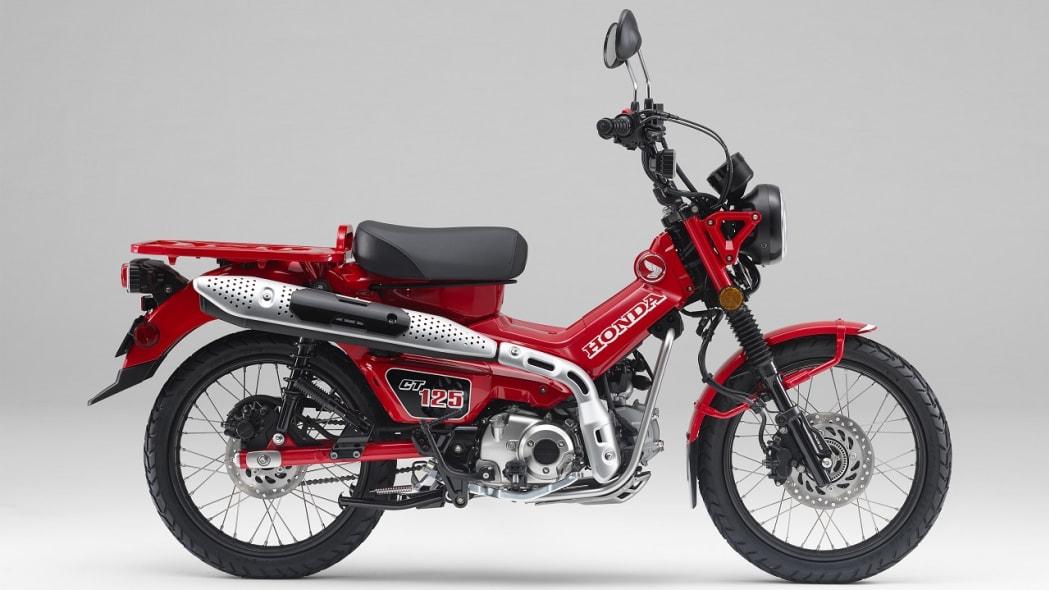 Honda Hunter Cub CT125