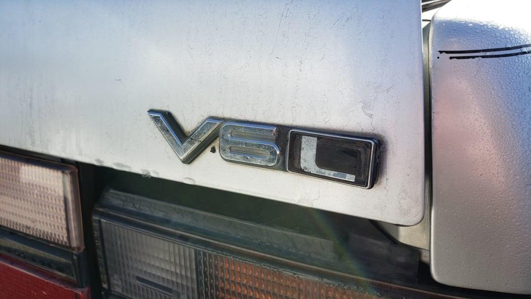 32 - 1987 Acura Legend in California Junkyard - photo by Murilee Martin