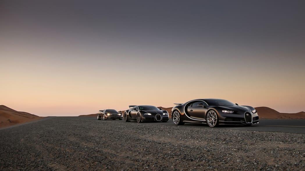 Bugatti EB110-Veyron-Chiron 6