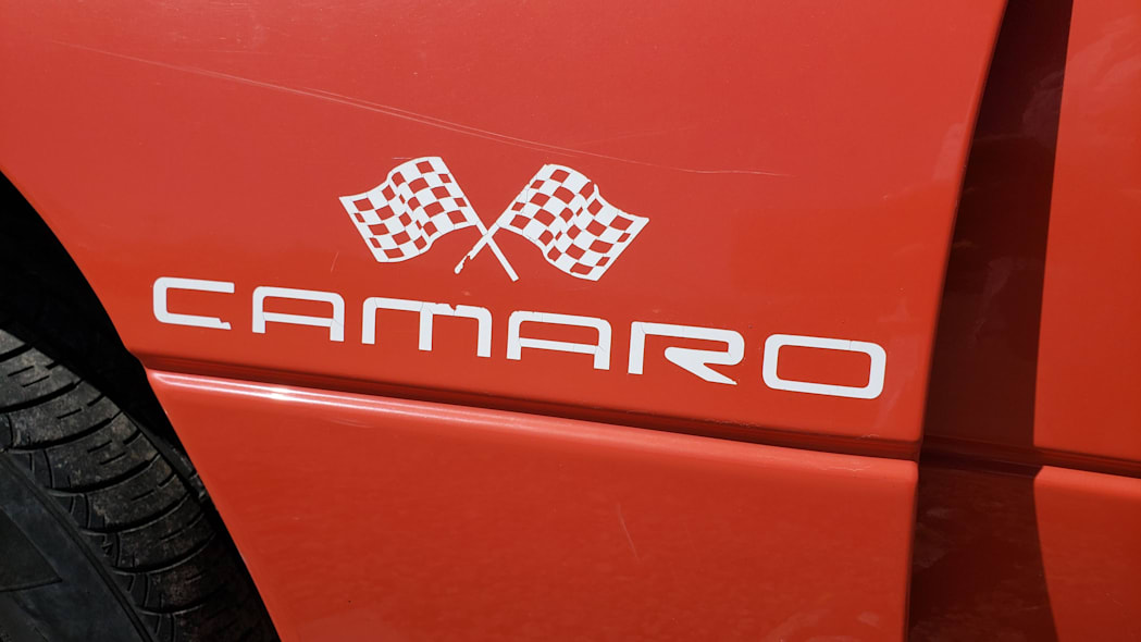 06 - 1999 Chevrolet Camaro in Colorado Junkyard - photo by Murilee Martin