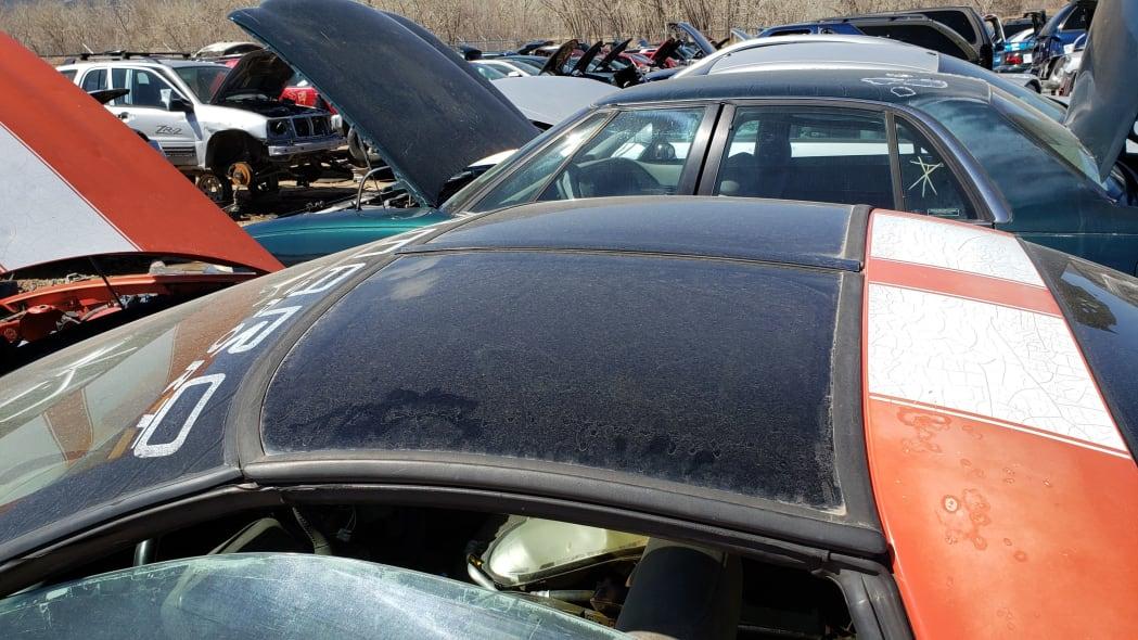 11 - 1999 Chevrolet Camaro in Colorado Junkyard - photo by Murilee Martin
