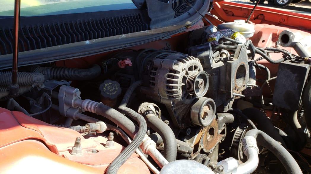 15 - 1999 Chevrolet Camaro in Colorado Junkyard - photo by Murilee Martin