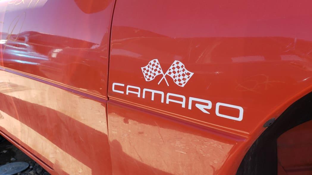 34 - 1999 Chevrolet Camaro in Colorado Junkyard - photo by Murilee Martin