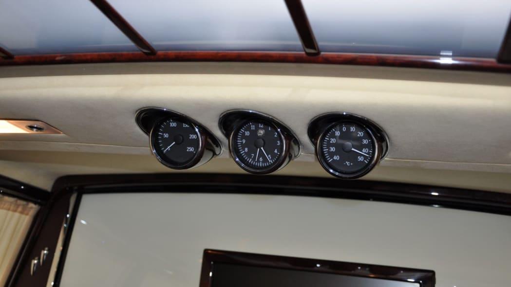 1975 Mercedes-Benz 600 resto-mod