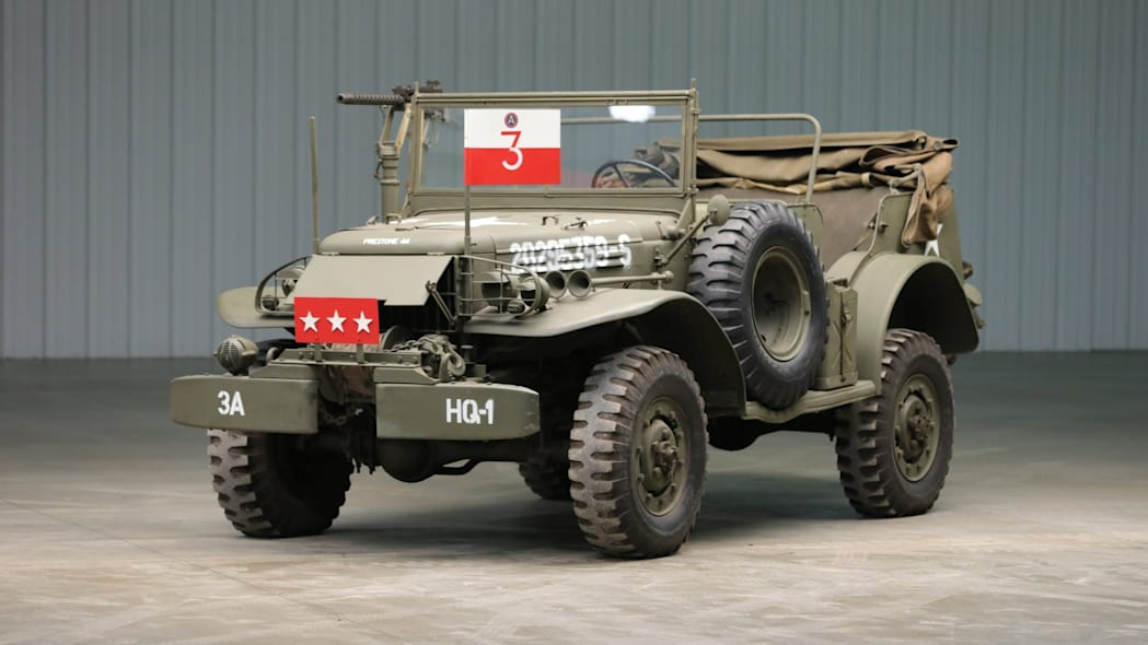 Dodge WC57 Could Have Belonged to General Patton