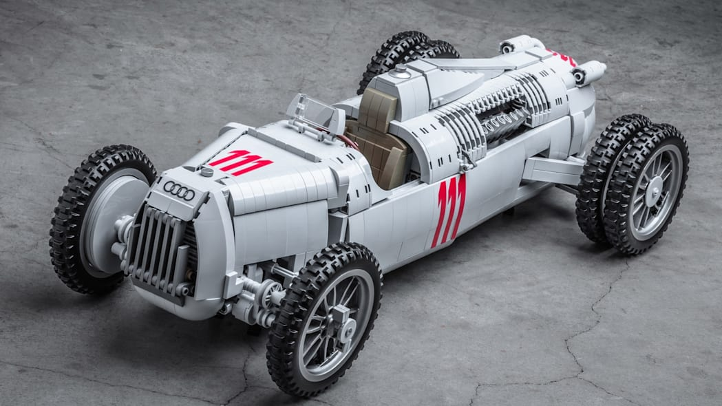 Lego Auto-Union Type C