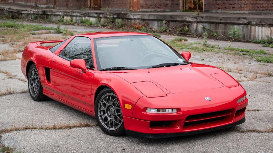1999 Acura NSX Zanardi Edition.A.L1090338-e1585317632484
