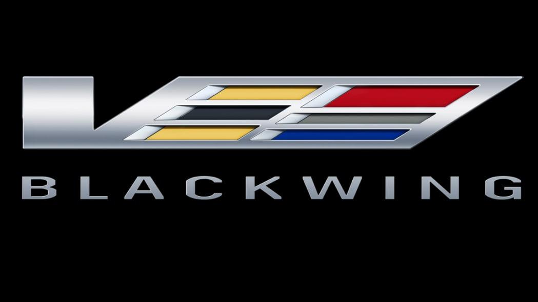 V-Series Blackwing branding