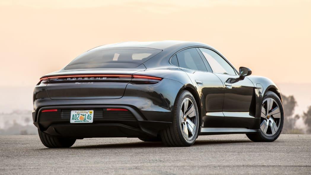 2020 Porsche Taycan 4S 1