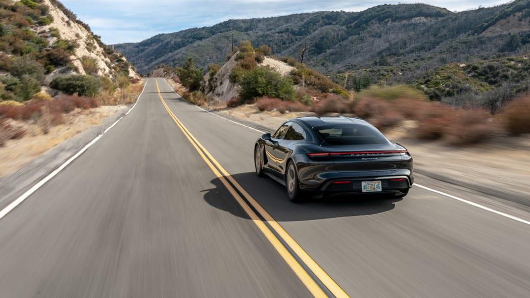 2020 Porsche Taycan 4S 3