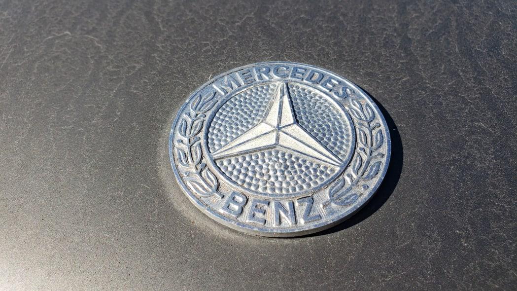 18 - 1983 Mercedes-Benz 380 SEC in California Junkyard - photo by Murilee Martin