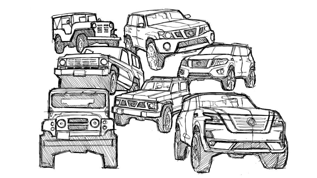 Nissan Patrol (heritage)