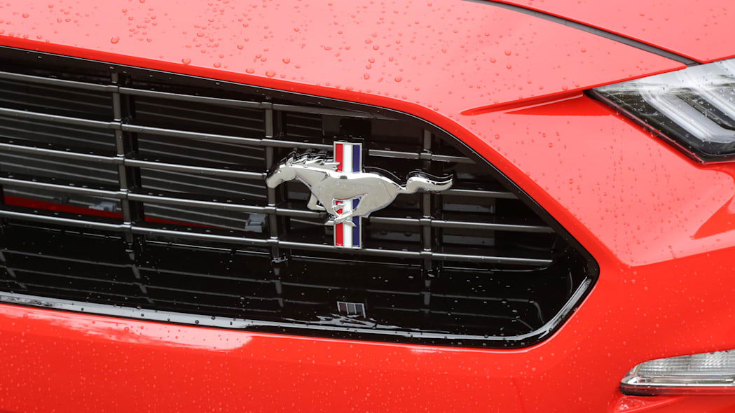 Ford Mustang EcoBoost HiPo