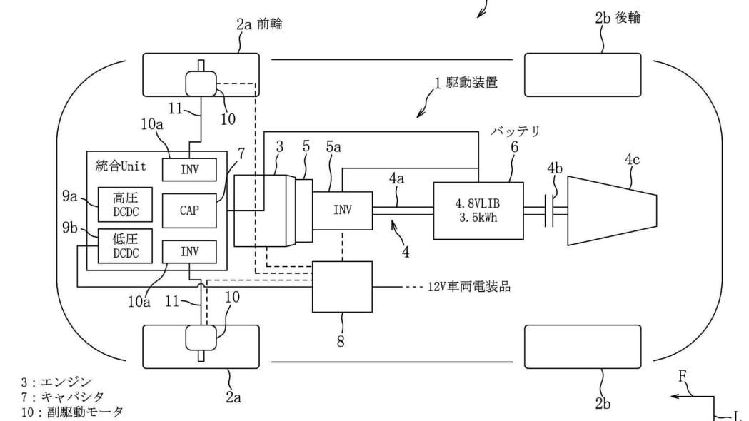 mazda_awd_hybrid_japan_patent_001