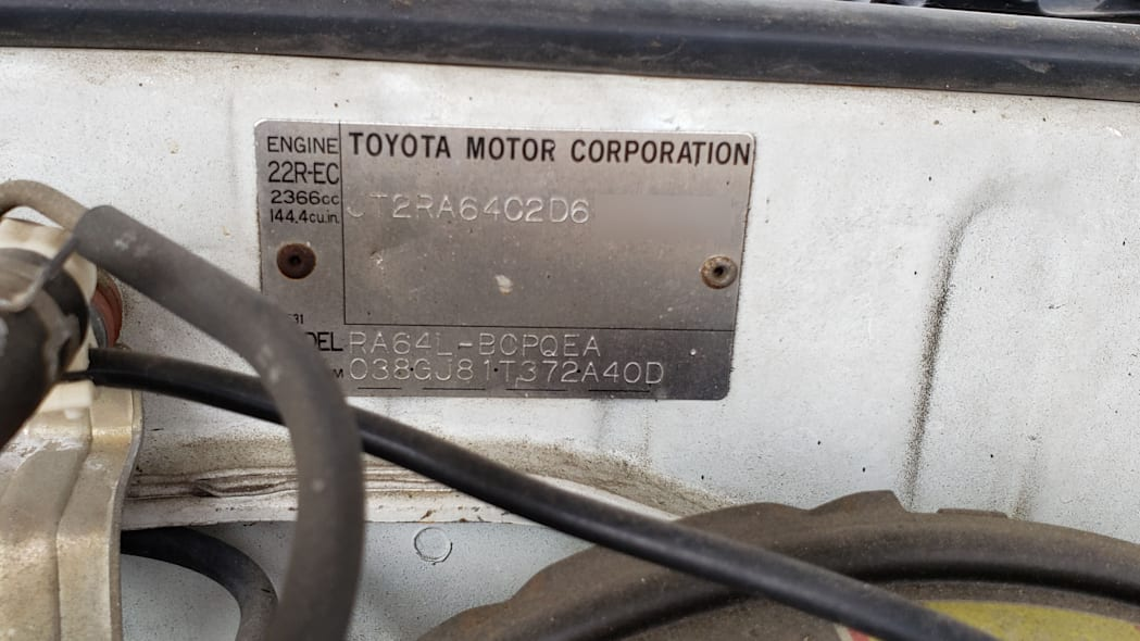 50 - 1983 Toyota Celica GT in California junkyard - photo by Murilee Martin