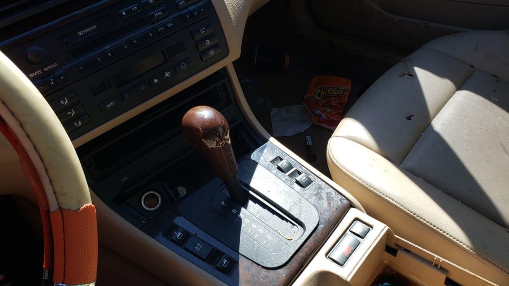 04 - 1999 BMW 323i in Colorado Junkyard - photo by Murilee Martin
