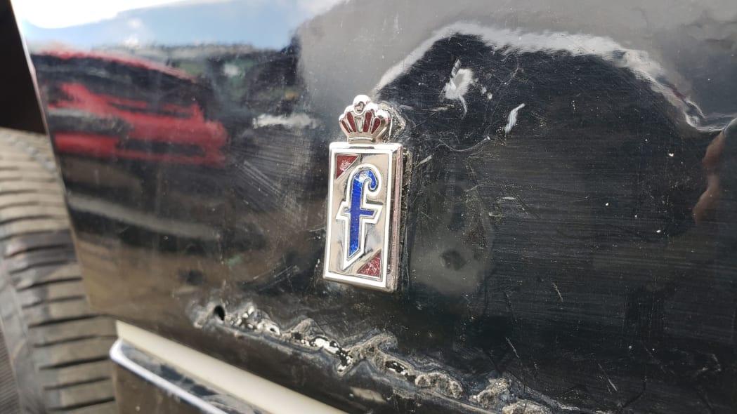 51 - 1993 Cadillac Allante in Colorado Junkyard - photo by Murilee Martin