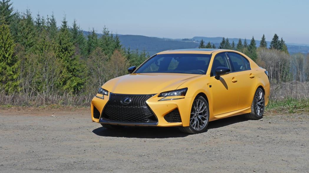 2020 Lexus GS F Review | Performance, 0-60, exhaust noise ...