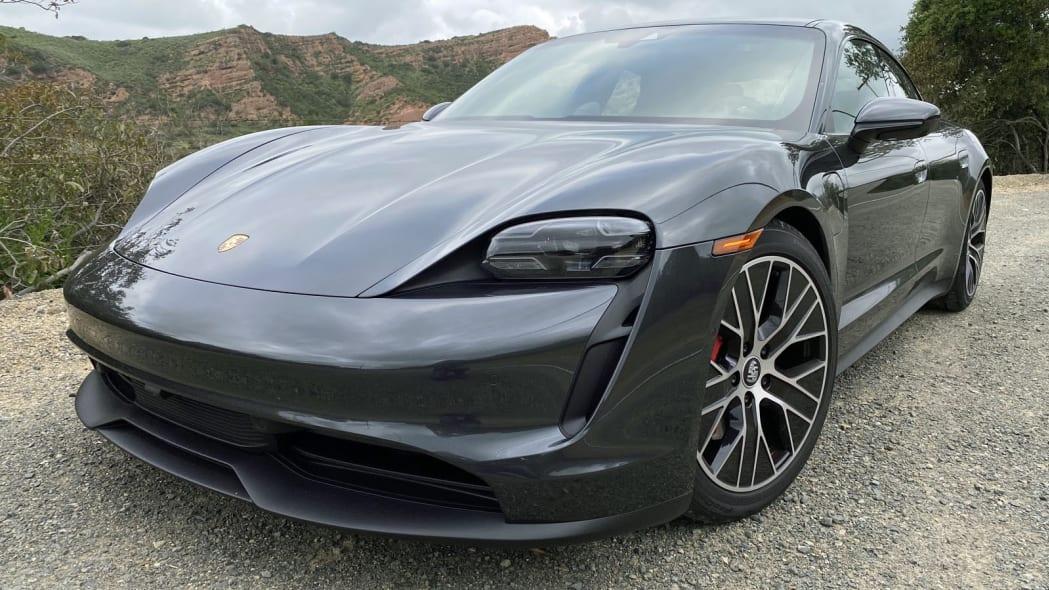 2020 Porsche Taycan 4S
