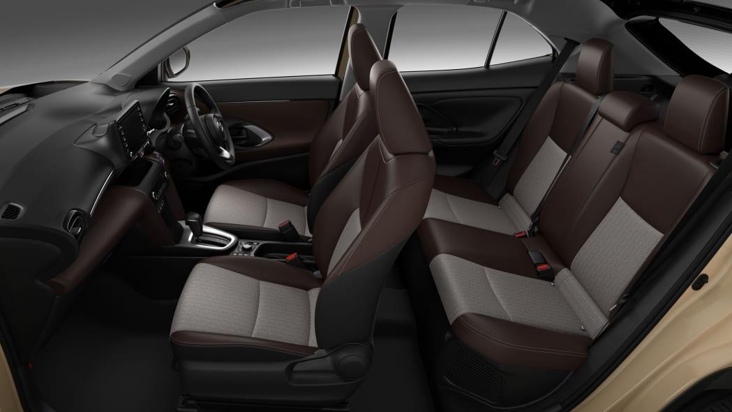 2021 Toyota Yaris Cross