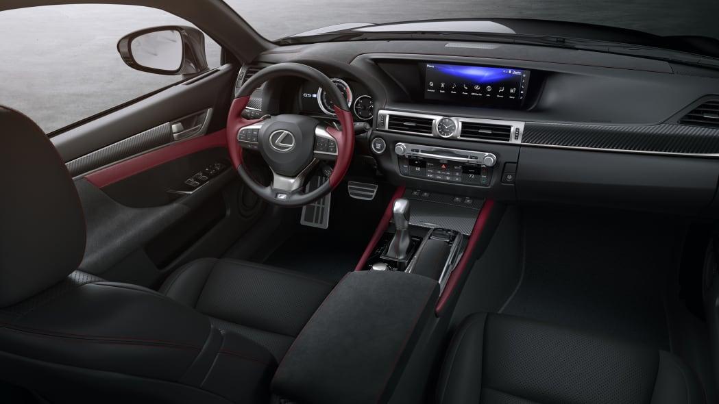 2020 Lexus GS 350 Black Line