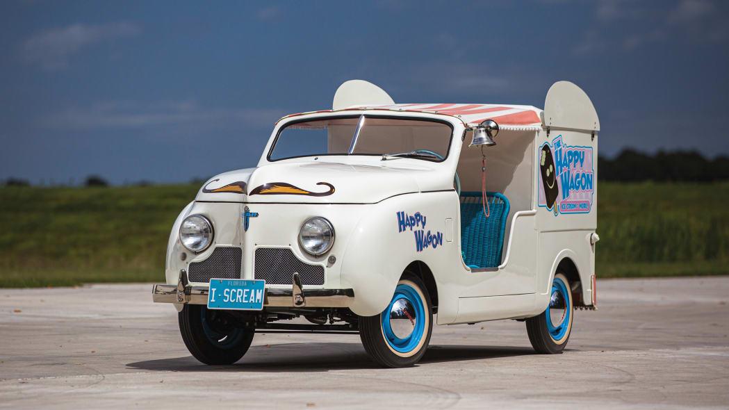 1948 Crosley CC Four Happy Wagon