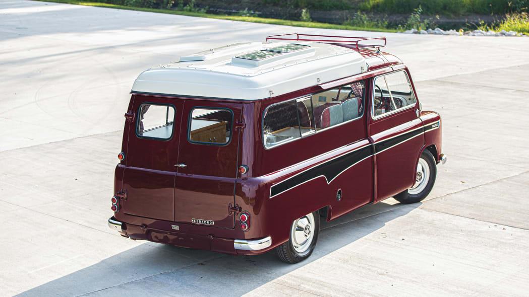 1961 Bedford CA Dormobile Caravan by Martin Walter