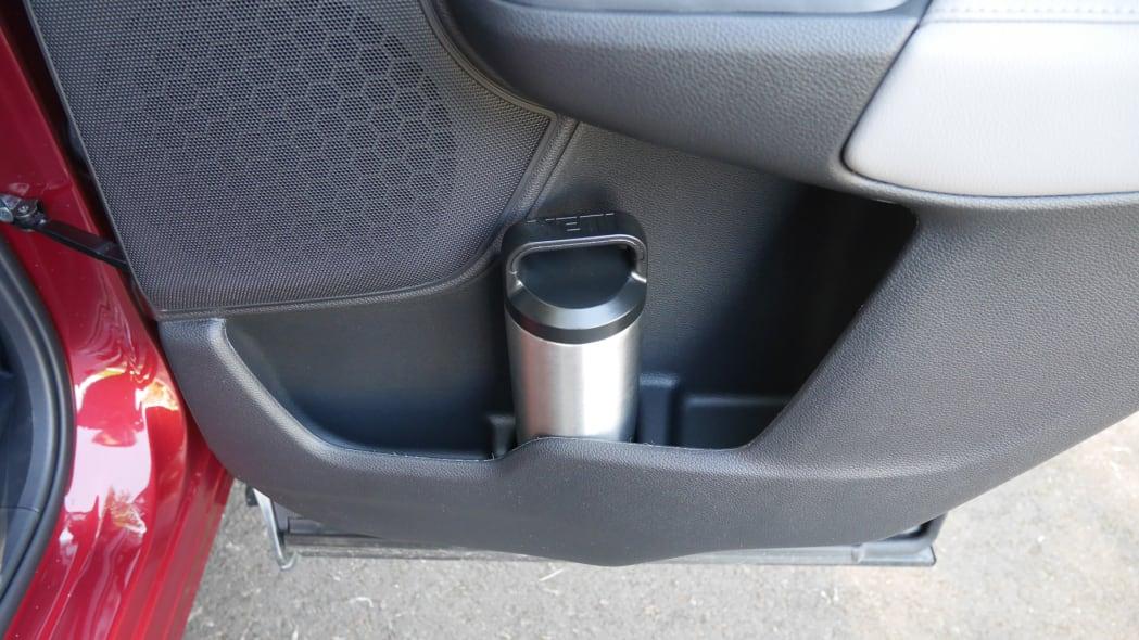 2020 Honda CR-V Interior Storage Yeti back door