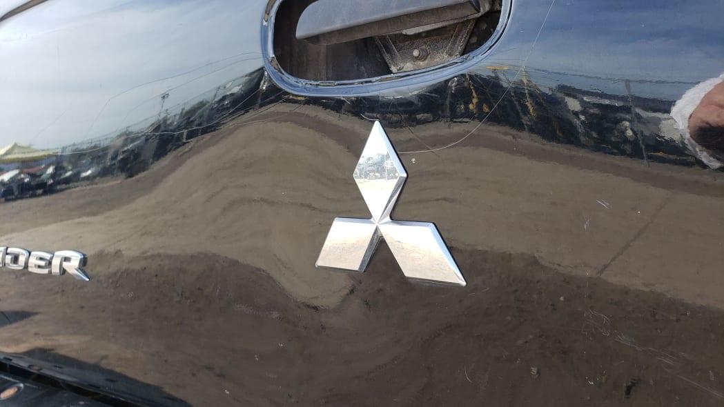 25 - 2006 Mitsubishi Raider in Arizona Junkyard - photo by Murilee Martin