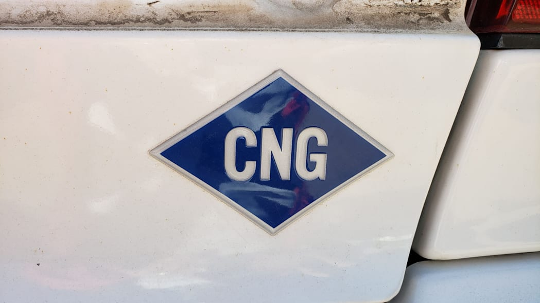 29 -1999 Ford Contour CNG in Colorado Junkyard - photo by Murilee Martin