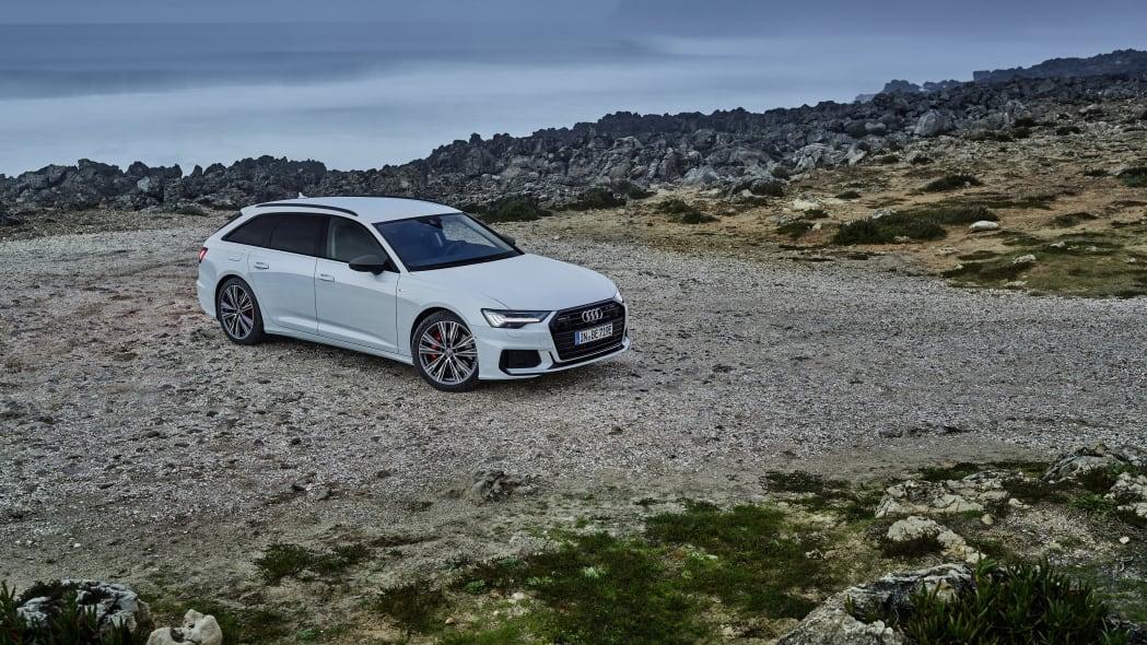 Audi A6 Avant e-Quattro