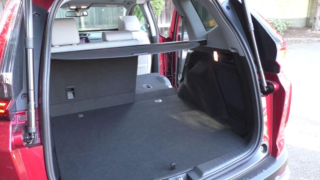 2020 Honda CR-V Hybrid cargo area