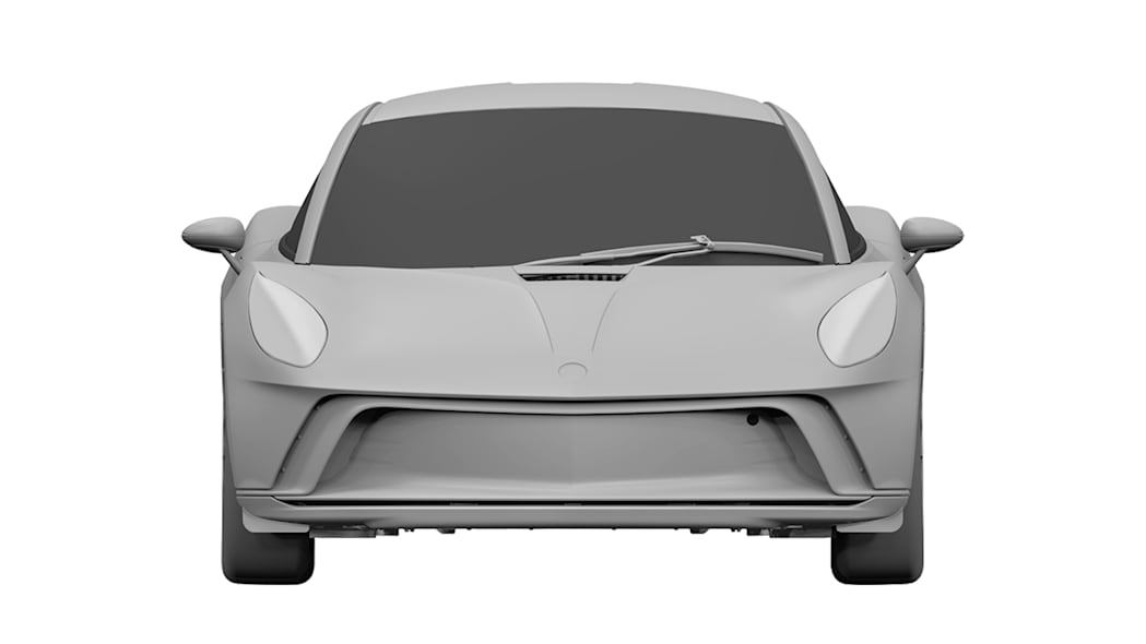 Yamaha-Murray sports car