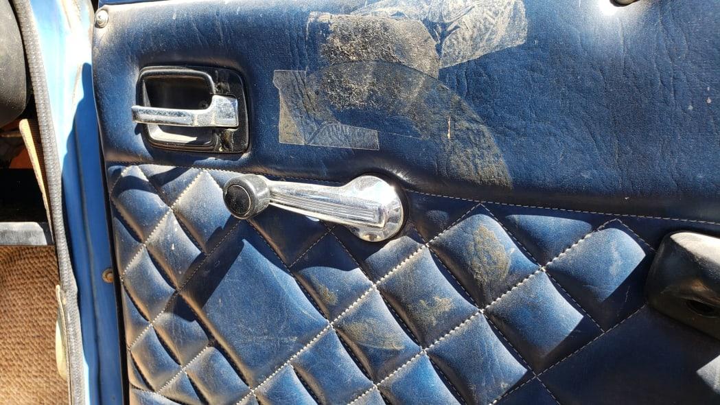 10 -1976 Datsun 620 Pickup Truck in Colorado Junkyard - photo by Murilee Martin