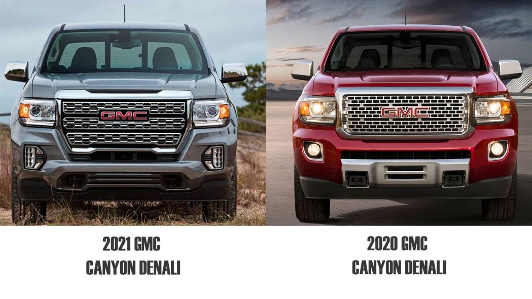 2021 GMC Canyon Denali