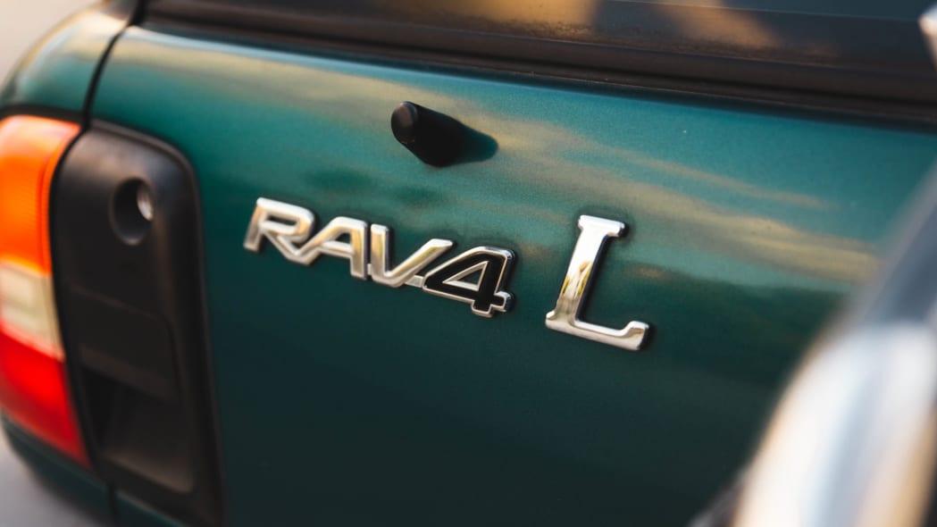 JDM 1994 Toyota RAV4 AWD