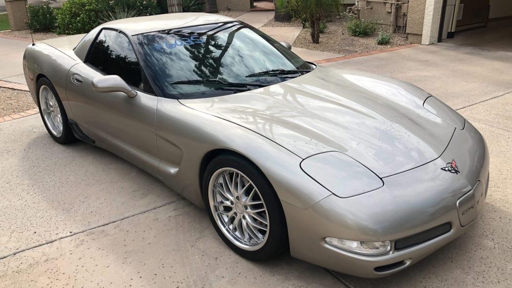 1999 Chevrolet Corvette C5 Dune Buggy-1