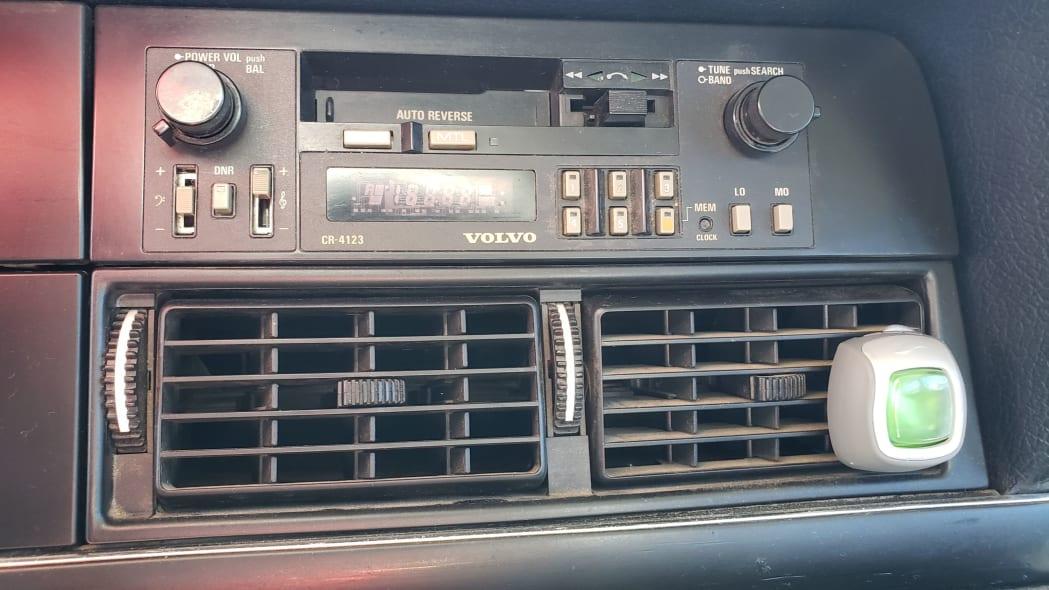 19 - 1987 Volvo 245 Wagon in Colorado Junkyard - photo by Murilee Martin