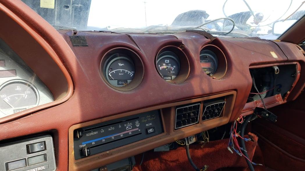 08 - 1980 Datsun 280ZX in Colorado Junkyard - photo by Murilee Martin