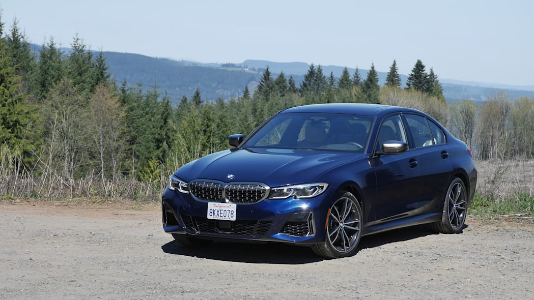 2020 BMW M340i front 1