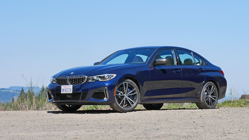 2020 BMW M340i front 2