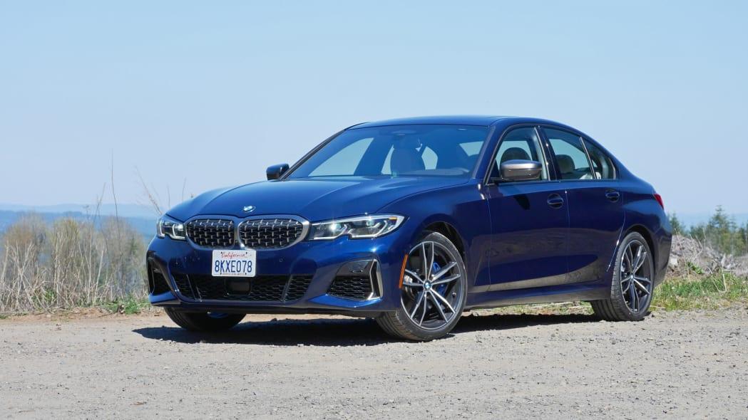 2020 BMW M340i front 3