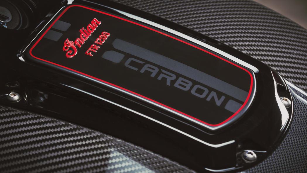 Indian FTR 1200 Carbon