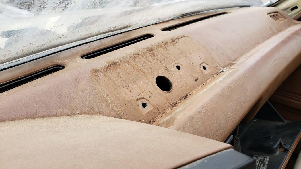 18 - 1983 Toyota Tercel 4WD Wagon in Colorado Junkyard - photo by Murilee Martin