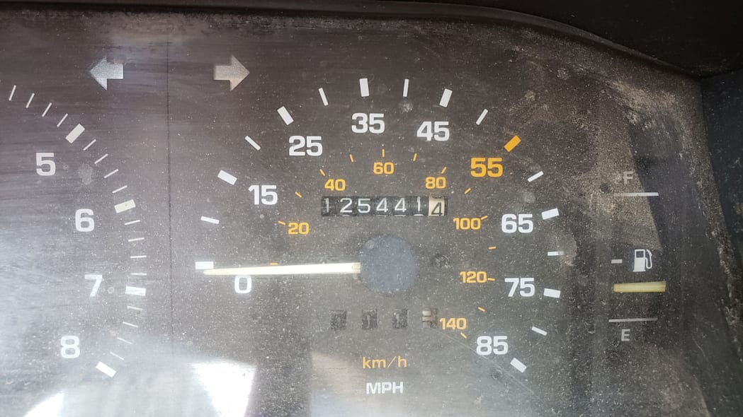 21 - 1983 Toyota Tercel 4WD Wagon in Colorado Junkyard - photo by Murilee Martin