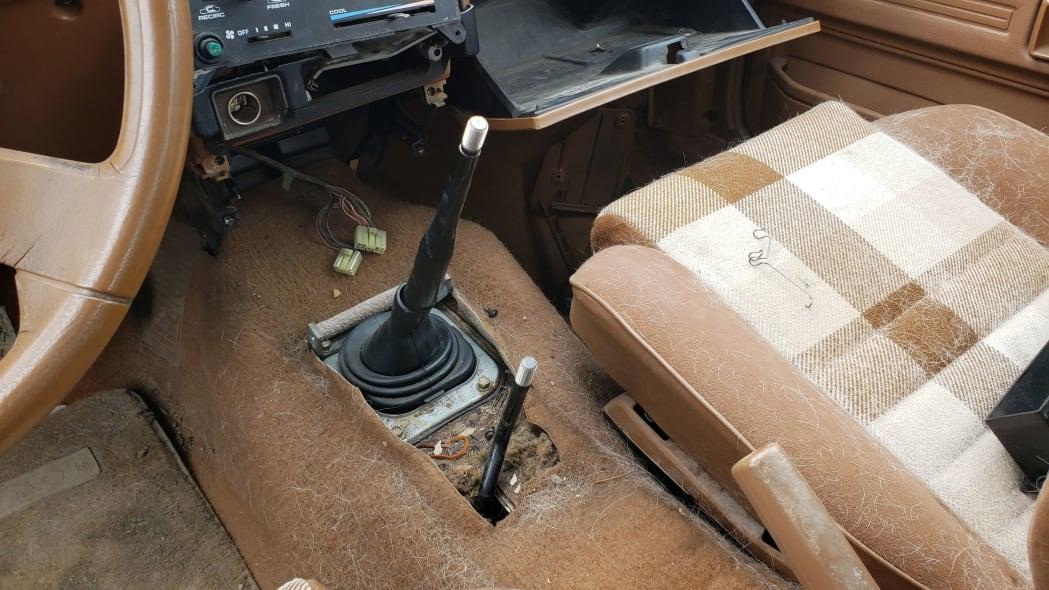 23 - 1983 Toyota Tercel 4WD Wagon in Colorado Junkyard - photo by Murilee Martin